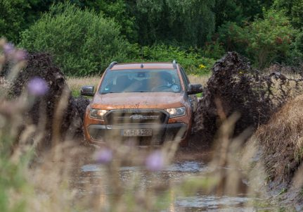 Ford Ranger Offroad 2016